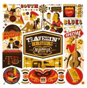Magnolia Route-Travellin Brothers