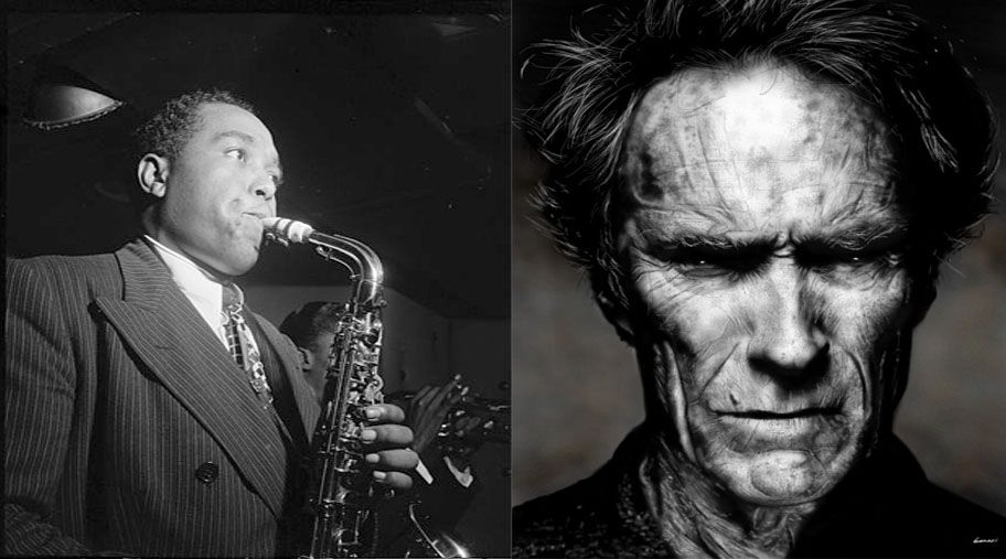 Charlie Parker y Clint Eastwood